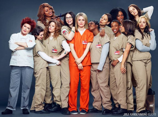 Orange is the new black, un soplo aire fresco en Netflix