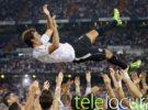 El homenaje a Raúl roza los 3,5 millones de espectadores en Antena 3