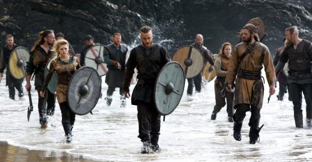 Vikingos puede con el final de CSI Miami