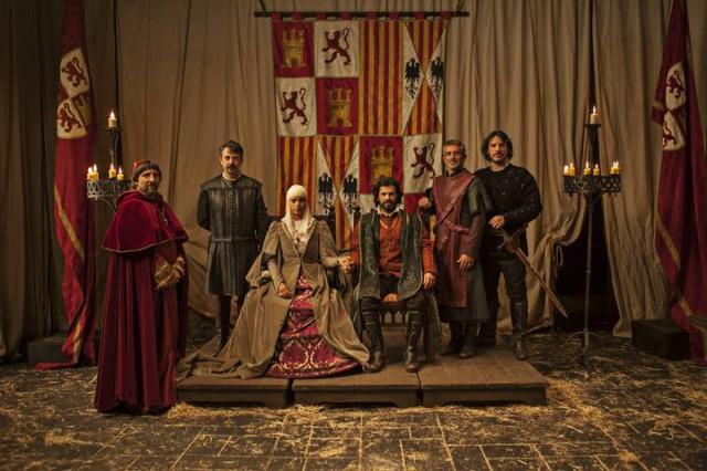 La segunda temporada de Isabel comienza el lunes en La 1