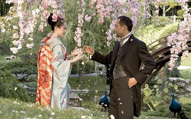 Memorias de una Geisha se emite este domingo