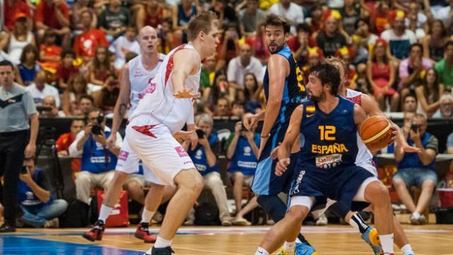 Calendario para seguir el Eurobasket 2013 en Mediaset España