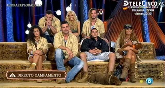 Gaby regresa, Jacobo Ostos, expulsado y Esteban y Sonia, nominados en Campamento de verano