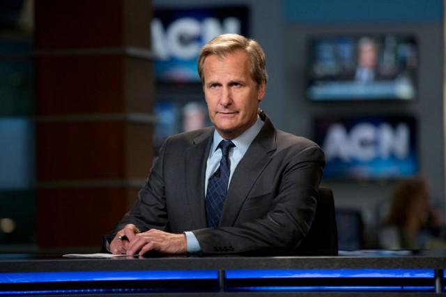 The Newsroom renovada por una tercera temporada