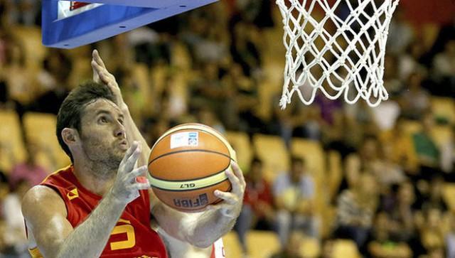 Calendario para seguir la segunda fase del Eurobasket 2013 en Mediaset España