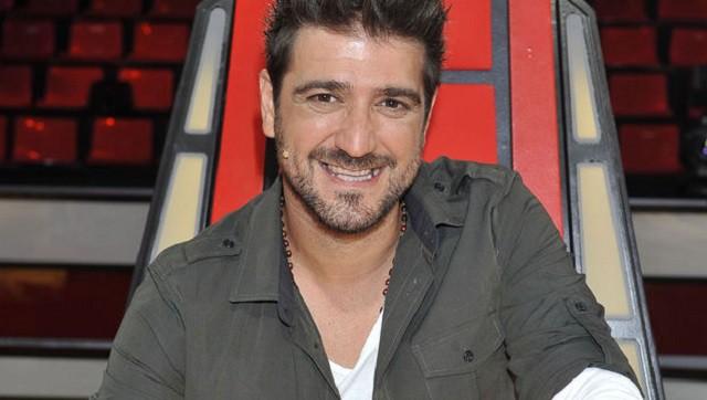 Pablo Alborán felicita a Antonio Orozco por su debut en La Voz