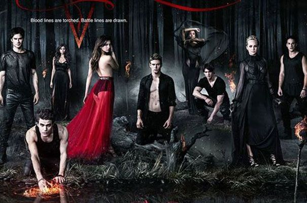 Póster y fotos promocionales de la quinta temporada The Vampire Diaries