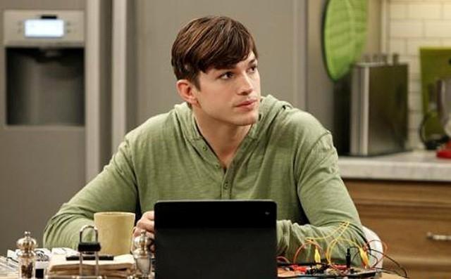 Ashton Kutcher sigue siendo el actor mejor pagado en la televisión estadounidense