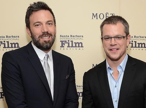CBS da luz verde al piloto de una sitcom producida por Matt Damon y Ben Affleck
