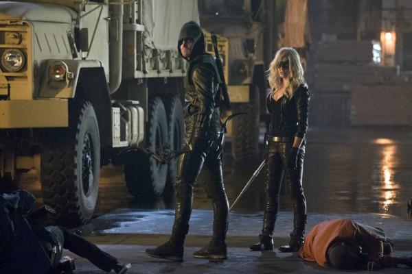 Primeras imágenes de Black Canary en Arrow