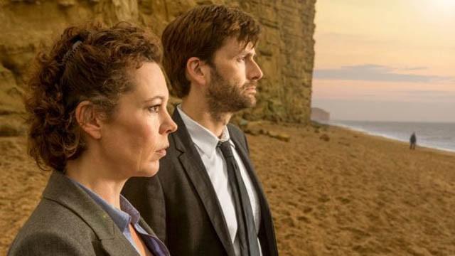 David Tennant repetirá papel en la adaptación estadounidense de Broadchurch