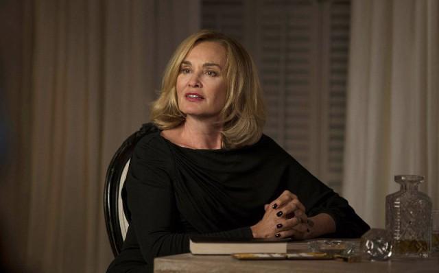 Jessica Lange dejará de actuar tras la cuarta temporada de American Horror Story