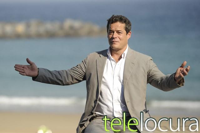 El actor Jorge Sanz sufre una trombosis en la pelvis