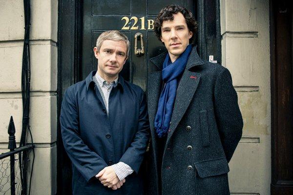 La tercera temporada de Sherlock ya tiene fecha de estreno en Estados Unidos