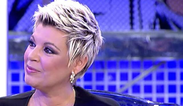 Terelu Campos quiere adelgazar