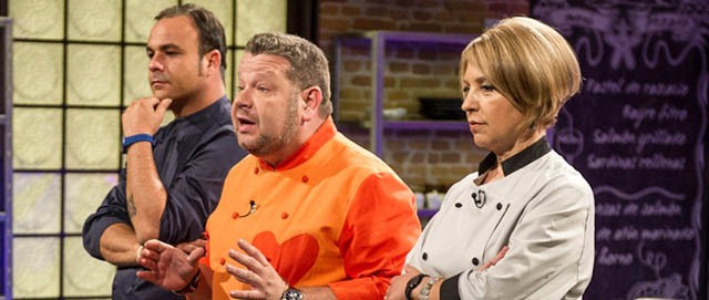Top chef se estrena con éxito en Antena 3
