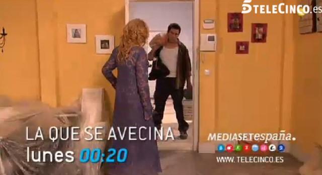 Preestreno de lo nuevo de La que avecina esta noche en Mediaset España
