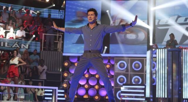 Jaime Cantizano presentará la nueva etapa de ¡Mira quién baila! en La 1