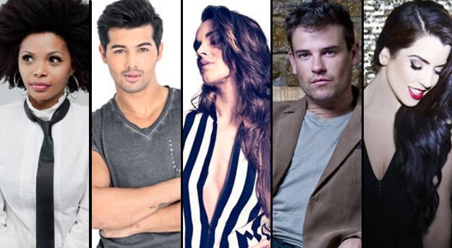 RTVE propone cinco candidatos para representar a España en Eurovisión 2014
