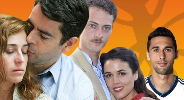 Adriana Ugarte, Peter Vives y Álvaro Arbeloa, en El Hormiguero 3.0