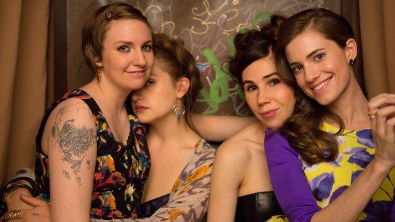 Girls es renovada por una cuarta temporada