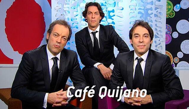 Café Quijano en Hay una cosa que te quiero decir