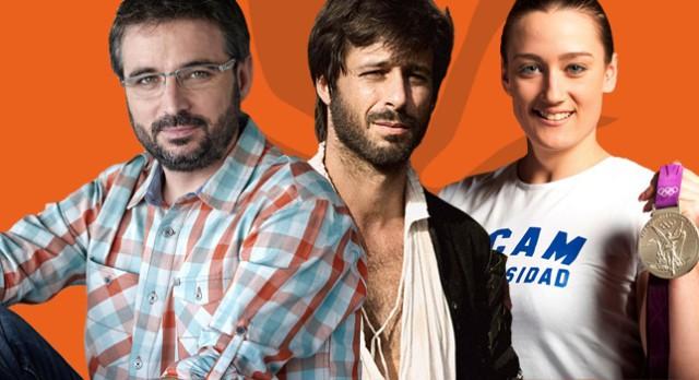 Hugo Silva, Mireia Belmonte y Jordi Évole, la próxima semana en El Hormiguero 3.0