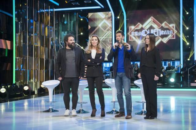 Norma Duval, Noemí Galera, El Sevilla y Ángel Corella conforman el jurado de ¡Mira quién baila!