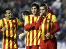 El Levante-Barcelona arrasa en Antena 3 con más de 4,5 millones de espectadores