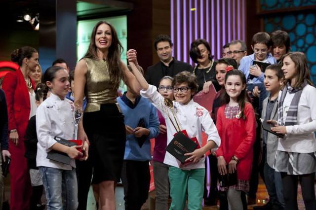 MasterChef Junior supera a La que se avecina y a Más allá de la vida
