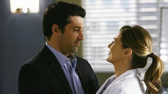 Ellen Pompeo y Patrick Dempsey estarán dos temporadas más en Anatomía de Grey