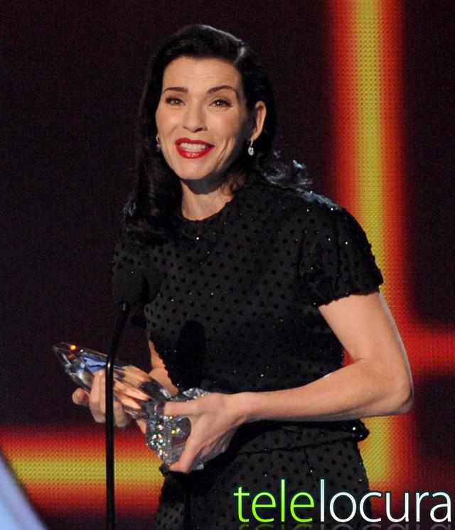 Ganadores de los People's Choice 2014 en televisión