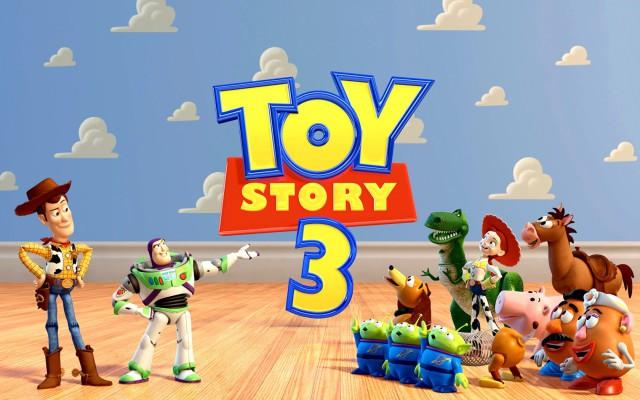 Toy Story 3 lidera con más de 3,5 millones de espectadores