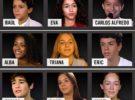 Estos son los nueve finalistas de La Voz Kids