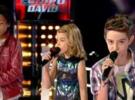 La Voz Kids sigue intratable en su primera batalla