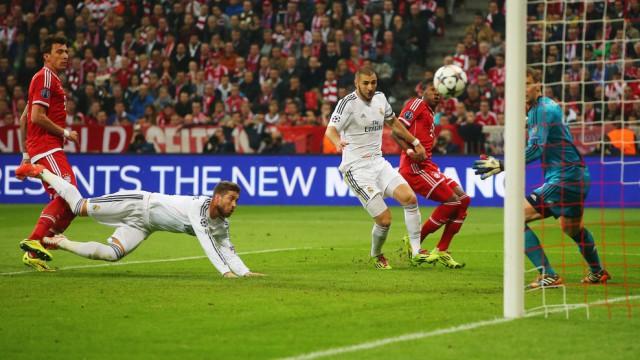Casi diez millones de espectadores para el Bayern de Múnich-Real Madrid