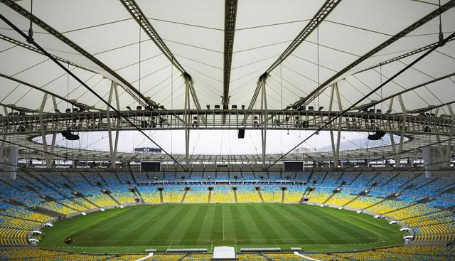 Mañana en Discovery MAX, Construyendo en el Mundial de Brasil