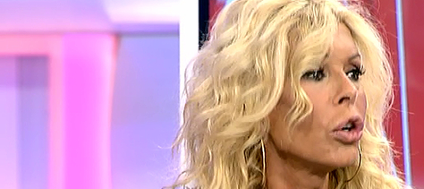 Bibiana Fernández responde a las críticas de Jorge Javier Vázquez por su papel en Supervivientes