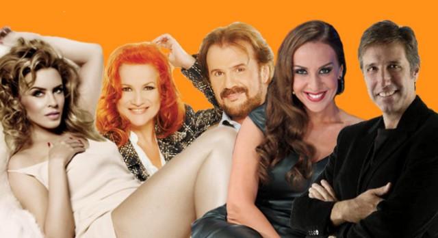 Kylie Minogue, Mónica Naranjo, Emilio Aragón y Pimpinela visitan El Hormiguero 3.0