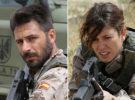 Hugo Silva y Blanca Suárez protagonizan la miniserie Los nuestros