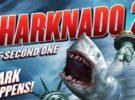 Sharknado 2 se estrenará en España de manera simultánea a su emisión en Estados Unidos