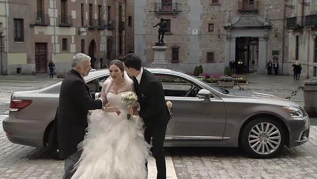 La boda de Pablo y Clara