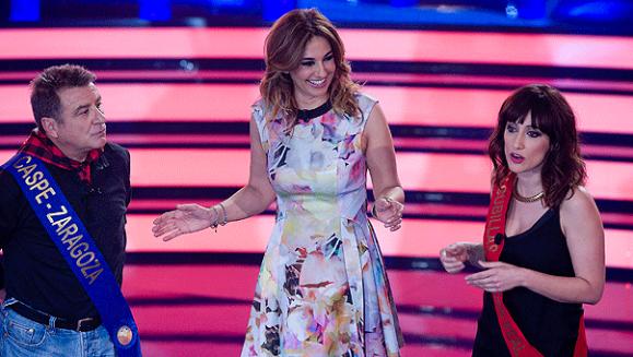 Mariló Montero ingresa 13.000 euros por cada una de las emisiones de El pueblo más divertido