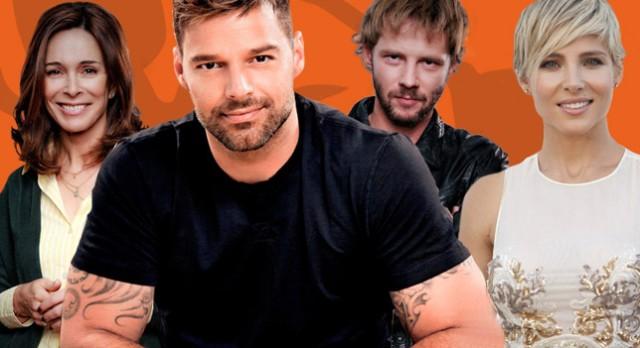 Ricky Martin, Elsa Pataky, Eloy Azorín y Lydia Bosch visitan El Hormiguero 3.0