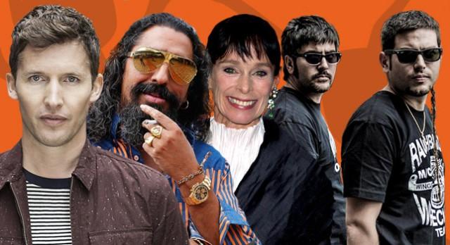 Geraldine Chaplin, James Blunt, Estopa y Diego el Cigala visitan El Hormiguero 3.0