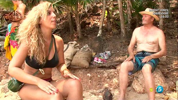 Rebeca Pous aprovecha su paso por Supervivientes 2014 para desnudarse en Interviú