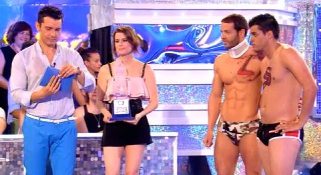 Sergi Capdevila gana la segunda edición de ¡Mira quién salta!