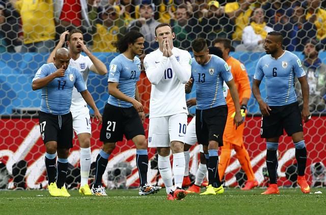 El Uruguay-Inglaterra reúne a casi cuatro millones de espectadores en Telecinco