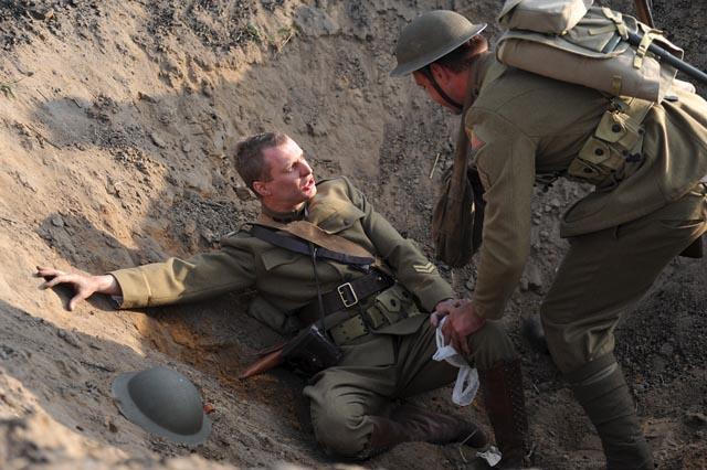 Discovery estrena El infierno de la Primera Guerra Mundial con motivo de su primer centenario