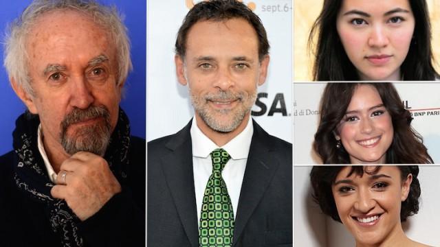 Cinco nuevos actores se incorporan a la quinta temporada de Juego de tronos